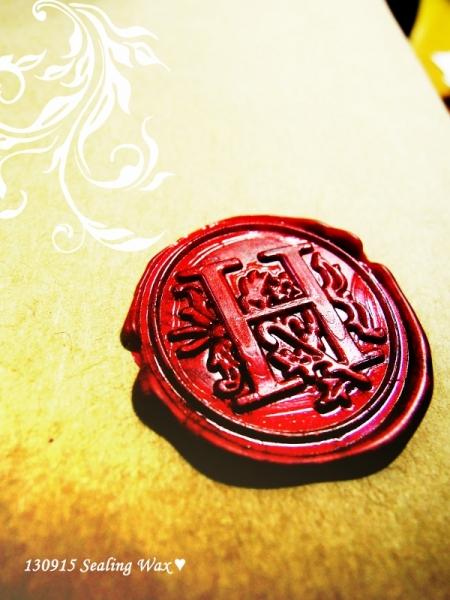 5 喜欢  购买来源:【二代蜡封套装】复古牛皮纸盒字母印章蜡封